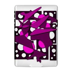 Something purple Kindle 4