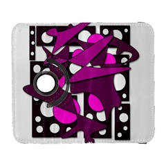 Something purple Samsung Galaxy S  III Flip 360 Case