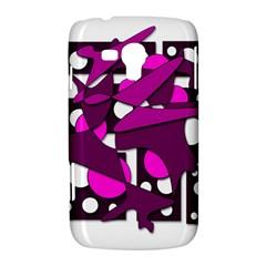 Something purple Samsung Galaxy Duos I8262 Hardshell Case