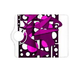 Something purple Kindle Fire HD (2013) Flip 360 Case