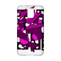 Something purple Samsung Galaxy S5 Hardshell Case