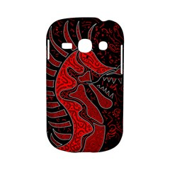 Red dragon Samsung Galaxy S6810 Hardshell Case