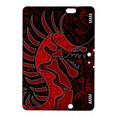 Red dragon Kindle Fire HDX 8.9  Hardshell Case