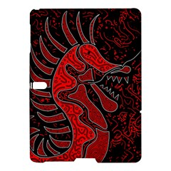 Red dragon Samsung Galaxy Tab S (10.5 ) Hardshell Case