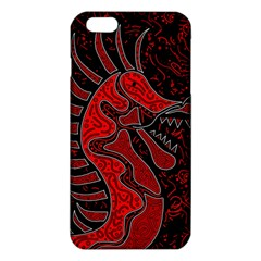 Red dragon iPhone 6 Plus/6S Plus TPU Case