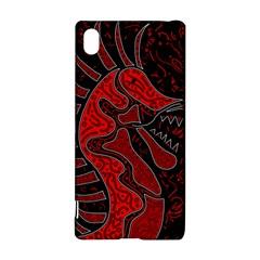 Red dragon Sony Xperia Z3+
