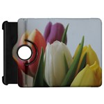 Colored by Tulips Kindle Fire HD Flip 360 Case Front