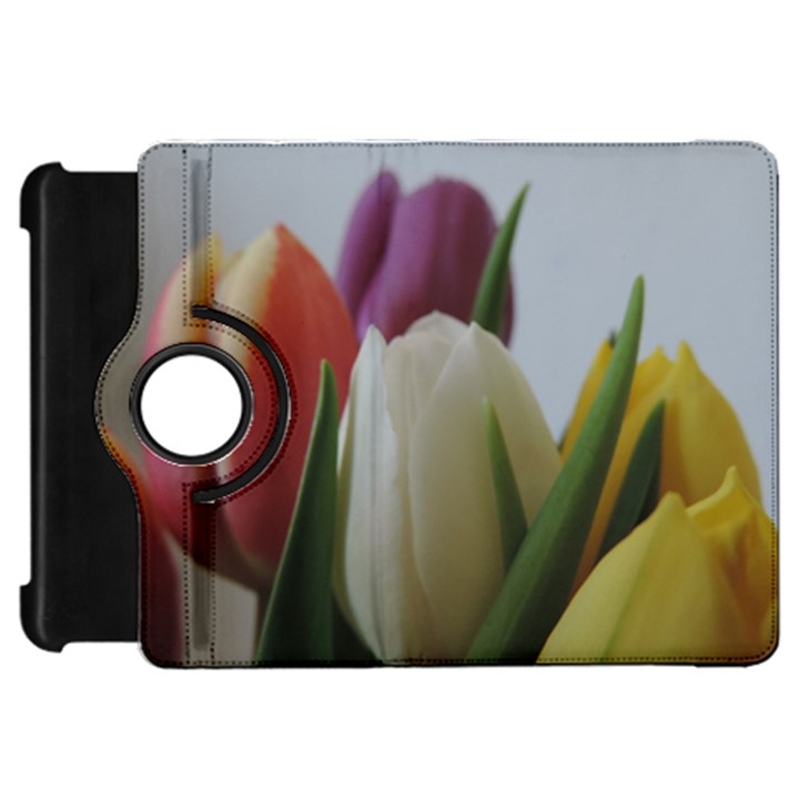 Colored by Tulips Kindle Fire HD Flip 360 Case