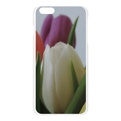 Colored by Tulips Apple Seamless iPhone 6 Plus/6S Plus Case (Transparent)