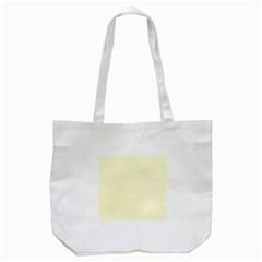 Yellow color design Tote Bag (White)