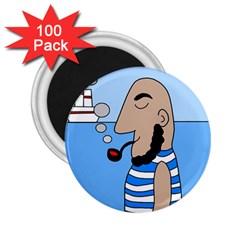 Sailor 2.25  Magnets (100 pack)