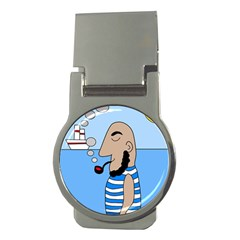 Sailor Money Clips (Round)