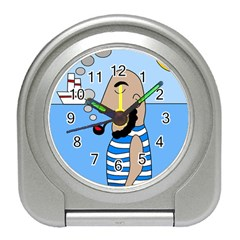 Sailor Travel Alarm Clocks