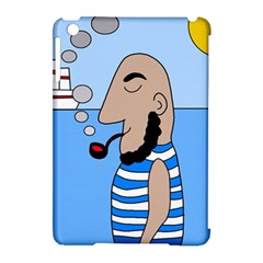Sailor Apple iPad Mini Hardshell Case (Compatible with Smart Cover)
