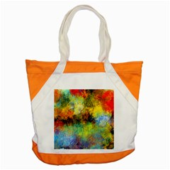 Lagoon Accent Tote Bag