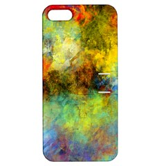 Lagoon Apple Iphone 5 Hardshell Case With Stand