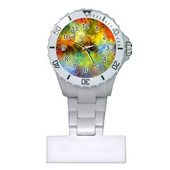 Lagoon Plastic Nurses Watch