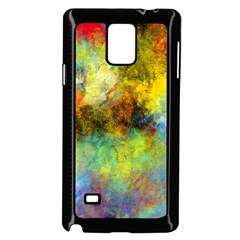 Lagoon Samsung Galaxy Note 4 Case (Black)
