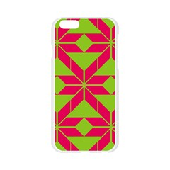 Pattern Background Texture Aztec 2 Apple Seamless iPhone 6/6S Case (Transparent)