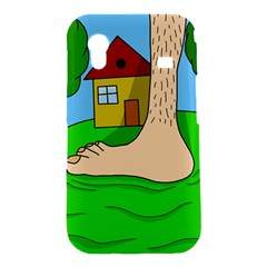 Giant foot Samsung Galaxy Ace S5830 Hardshell Case