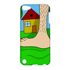 Giant foot Apple iPod Touch 5 Hardshell Case