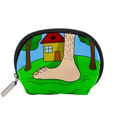 Giant foot Accessory Pouches (Small)
