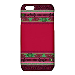 Pattern Ornaments Mexico Cheerful iPhone 6/6S TPU Case