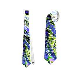 Colorful Floral Art Neckties (One Side)