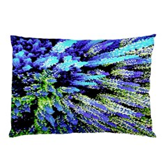 Colorful Floral Art Pillow Case (Two Sides)