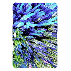 Colorful Floral Art Samsung Galaxy Tab 10.1  P7500 Hardshell Case