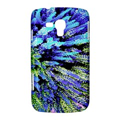 Colorful Floral Art Samsung Galaxy Duos I8262 Hardshell Case