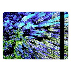 Colorful Floral Art Samsung Galaxy Tab Pro 12.2  Flip Case