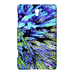 Colorful Floral Art Samsung Galaxy Tab S (8.4 ) Hardshell Case