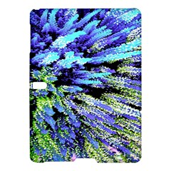 Colorful Floral Art Samsung Galaxy Tab S (10.5 ) Hardshell Case