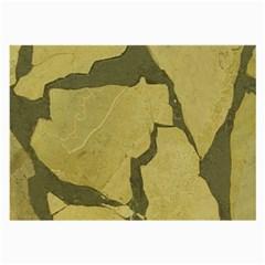 Stylish Gold Stone Large Glasses Cloth (2-Side)