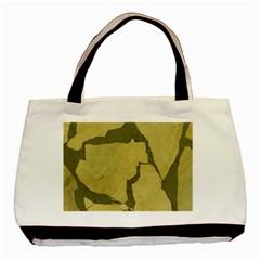 Stylish Gold Stone Basic Tote Bag (Two Sides)
