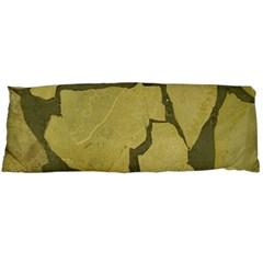 Stylish Gold Stone Body Pillow Case (Dakimakura)