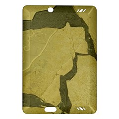 Stylish Gold Stone Amazon Kindle Fire HD (2013) Hardshell Case