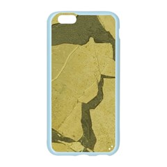 Stylish Gold Stone Apple Seamless iPhone 6/6S Case (Color)