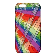 Perspective Background Color iPhone 6/6S TPU Case