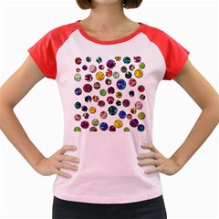 Play with me Women s Cap Sleeve T-Shirt
