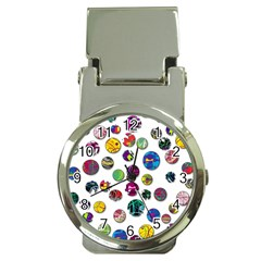 Play with me Money Clip Watches
