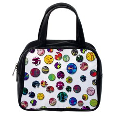 Play with me Classic Handbags (One Side)