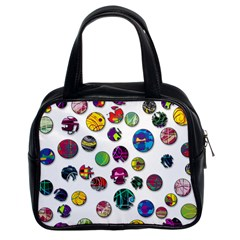 Play with me Classic Handbags (2 Sides)