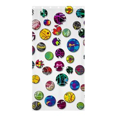 Play with me Shower Curtain 36  x 72  (Stall)