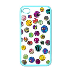 Play with me Apple iPhone 4 Case (Color)
