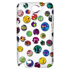 Play with me Samsung Galaxy Note 2 Hardshell Case