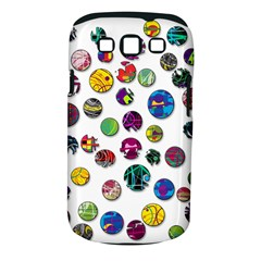 Play with me Samsung Galaxy S III Classic Hardshell Case (PC+Silicone)