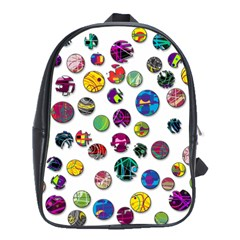 Play with me School Bags (XL)