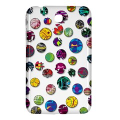 Play with me Samsung Galaxy Tab 3 (7 ) P3200 Hardshell Case
